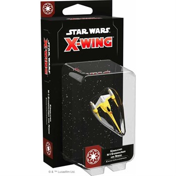 Star Wars X-Wing 2nd Ed: Naboo Royal N-1 Starf