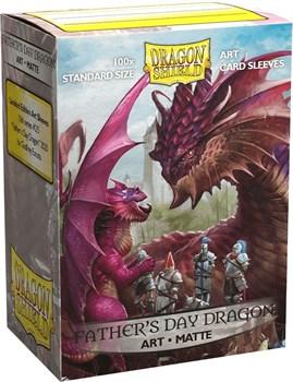 Протекторы Dragon Shield - Father's Day Dragon (100 шт.)