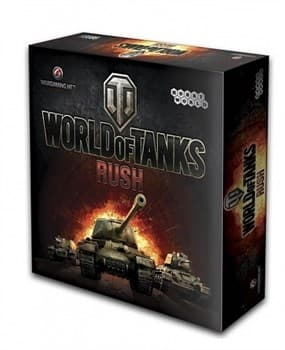 Карточная Игра World of Tanks: Rush