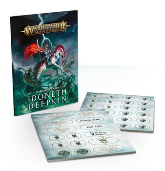 Warscroll Cards: Idoneth Deepkin (eng)