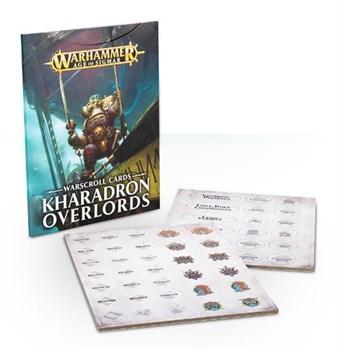 Warscrolls: Kharadon Overlords (eng)