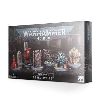 Manufactorum Objective Set