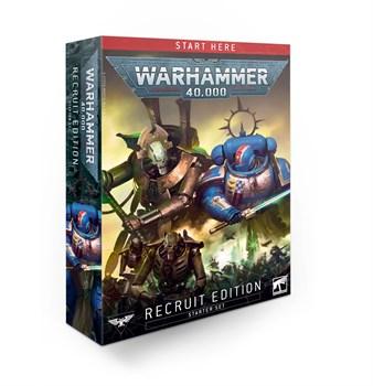 Warhammer 40000 Starter Recruit (English)