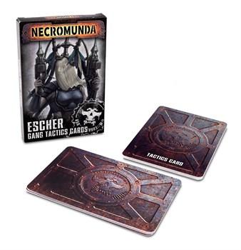 Escher Gang Tactics Cards