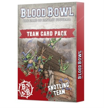 Snotling Team Card Pack