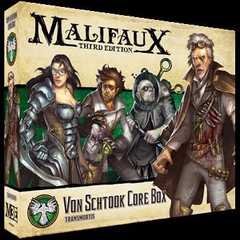 Von Schtook Core Box