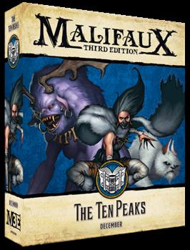The Ten Peaks