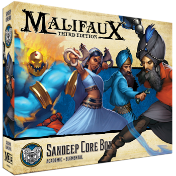 Sandeep Core Box