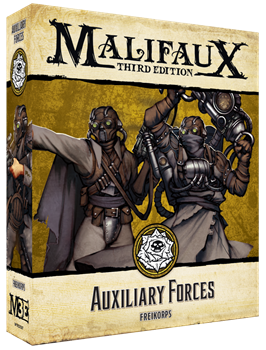 Auxillary Forces
