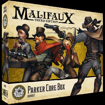 Parker Core Box