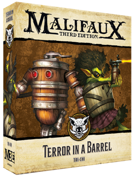 Terror in a Barrel