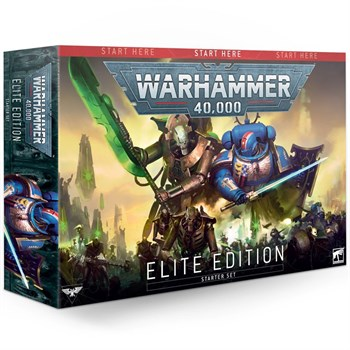 Warhammer 40000 Starter Elite Edition (English)