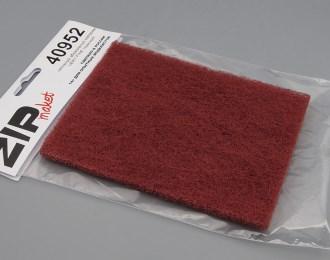 Нетканый абразивный материал VERY FINE (красный)