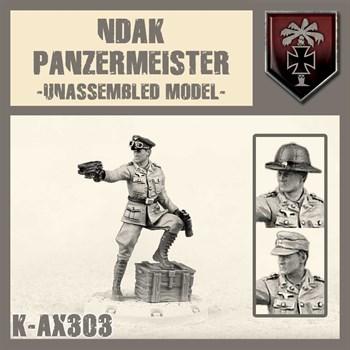 NDAK PANZERMEISTER (не собран не окрашен)