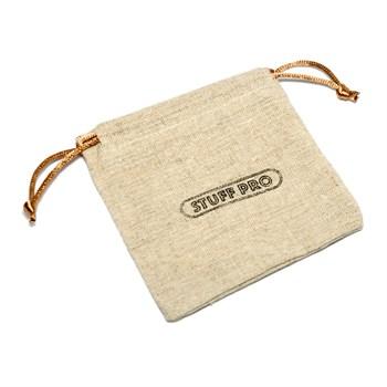Льняной мешочек STUFF-PRO 10x10 см