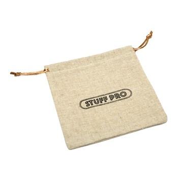 Льняной мешочек STUFF-PRO 15x15 см