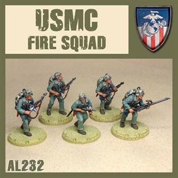 USMC FIRE SQUAD (собранные модели)