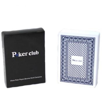 "Карты ""Poker Club new""(100% пластик)"