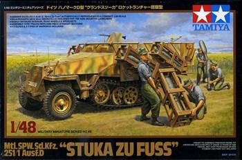 """1/48 Sd. Kfz.251/1 """"Stuka"""""""