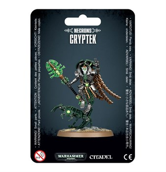 Cryptek Warhammer 40000