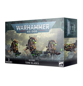 Tomb Blades Warhammer 40000