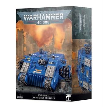 Land Raider Crusader/Redeemer Warhammer 40000