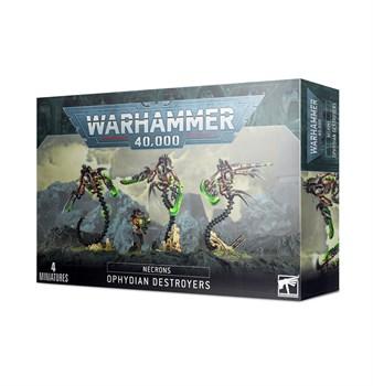 Ophydian Destroyers Warhammer 40000