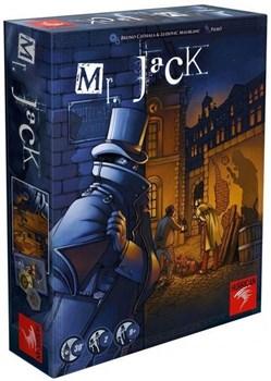 """Игра """"Мистер Джек в Лондоне (Mr. Jack)"""""""