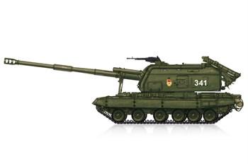 Сборная модель 2s19-M1 Self-Propelled Howitzer  (1:72) Hobby Boss