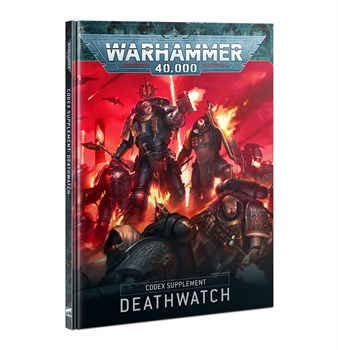 Codex: Deathwatch (hb) (english)
