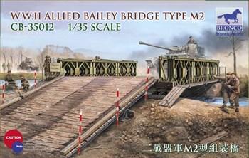 Наборы Для Диорам  Wwii Allied Bailey Bridge Type M2 (1:35)