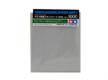 Шлифовальная губка ( на поролоновой основе) с зернистостью #1000