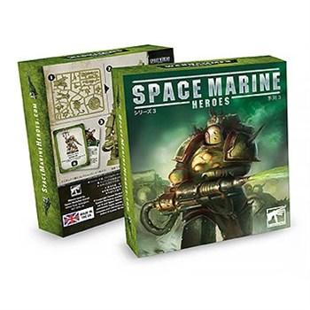 Бустер Space Marine Heroes 3