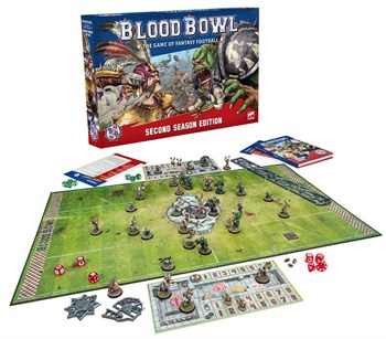 Blood Bowl Second Season Edition (eng)