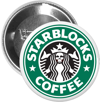 Значок Starblocks