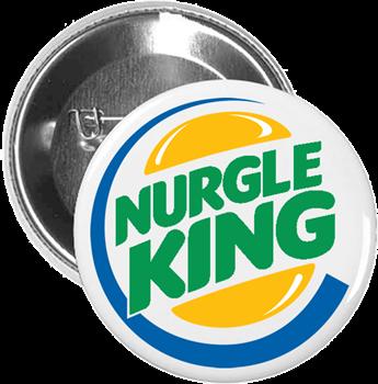 Значок Nurgle King