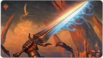 Ultra Pro - Коврик для игры Sword of Truth and Justice