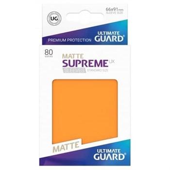 Supreme Sleeves Standard Size Orange(UX)