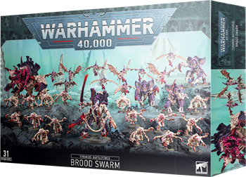 Tyranids Brood Swarm