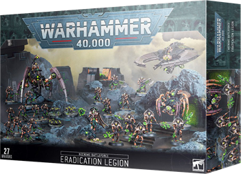 Necrons Eradication Legion