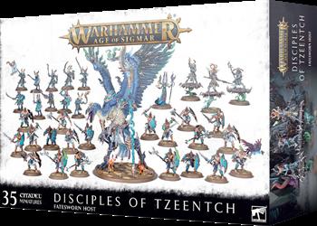 Disciples Of Tzeentch: Fatesworn Host