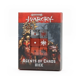 Agents Of Chaos Dice