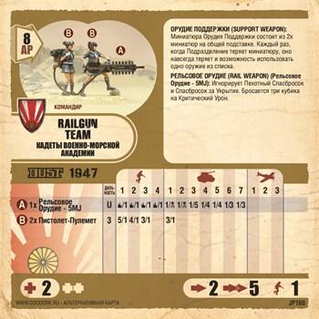 Карточка Railgun Team