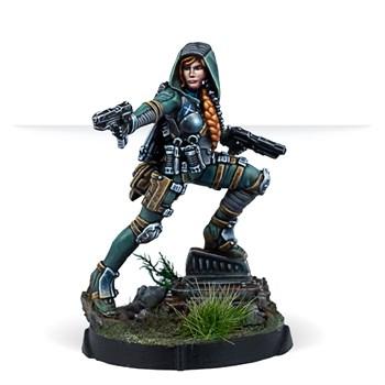 Uxía McNeill (Assault Pistol)  (Ariadna )