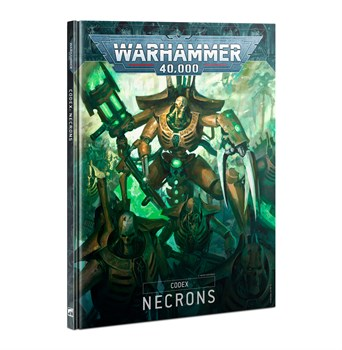 Codex: Necrons (hb) (English)