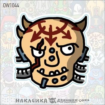Наклейка Ork's Workshop Космический десант Хаоса  фирменная