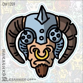 Наклейка Ork's Workshop Зверолюди фирменная