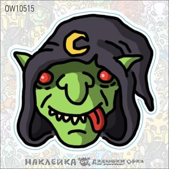 Наклейка Ork's Workshop Ночные гоблины фирменная