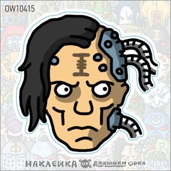 Наклейка Ork's Workshop Инквизиция фирменная