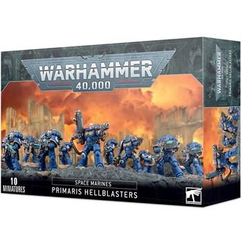 Primaris Hellblasters Warhammer 40000